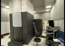 """Beta"" Titan Krios G3i Microscope in Building 057 Arriallaga Science Center"